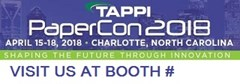PaperCon 2018 - Email Signature 1 - Visit Us at Booth #